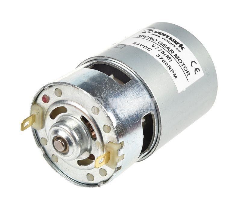 DC Motor 24VDC, 3700rpm, V775(М) - 2