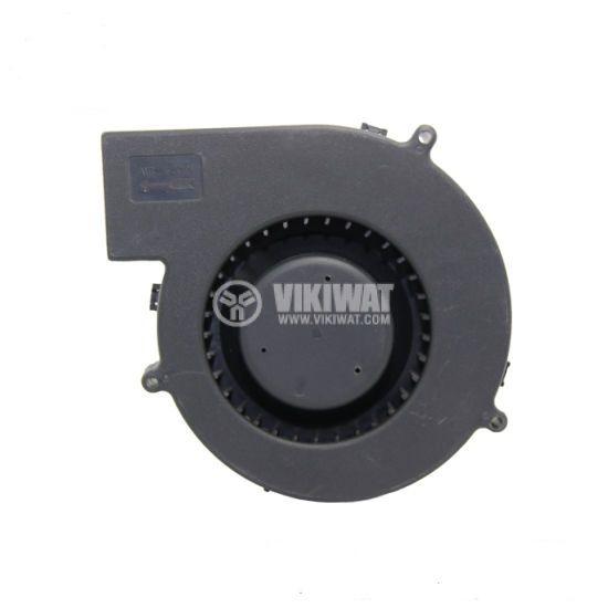 Вентилатор безчетков 24VDC 21.6W