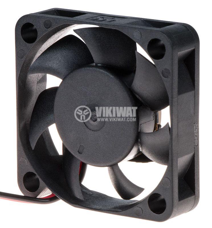 Вентилатор 12V 40x40x10 втулка 13.87m3/h - 1