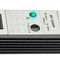6-way power strip, Brennenstuhl, Premium, 3m, for 19'' rack system, black, 1156057396 - 3