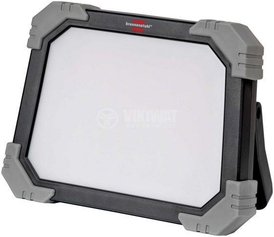 Mobile LED Light DINORA 3000, Brennenstuhl, 24W, IP65, 220VAC, 1171570 - 1