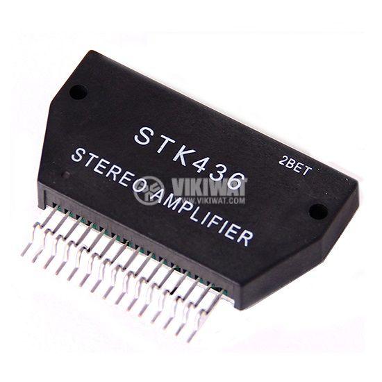 Интегрална схема STK436
