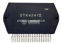 Интегрална схема STK4241II