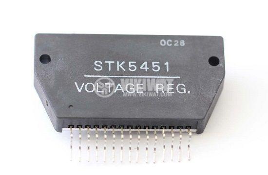 Интегрална схема STK5451