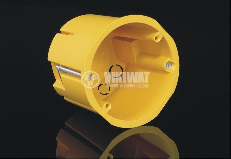 Конзола KPR 68/L, единична, дълбока, за стени от гипсокартон