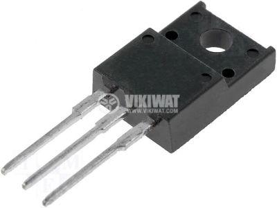 Интегрална схема 7805, линеен стабилизатор на напрежение 5V, 1A, TO-220
