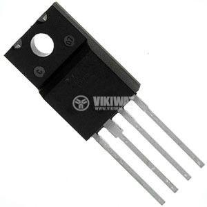 Интегрална схема KA78R08, линеен стабилизатор на напрежение, 8V/1A; TO-220-4
