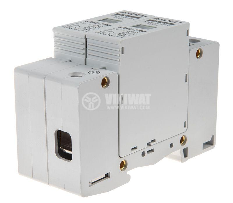 BY1-C surge protective device, 380VAC, 20kA - 4