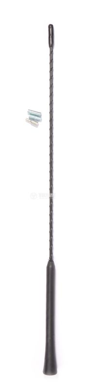 Car antenna stick, 400mm - 1